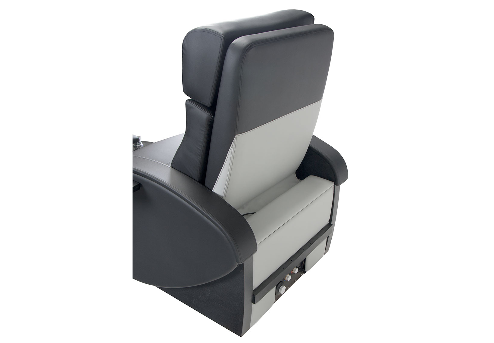 Contour Lx Pedicure Chair With Tilt Living Earth Crafts Spavision Global Leading Spa Equipment Supplier