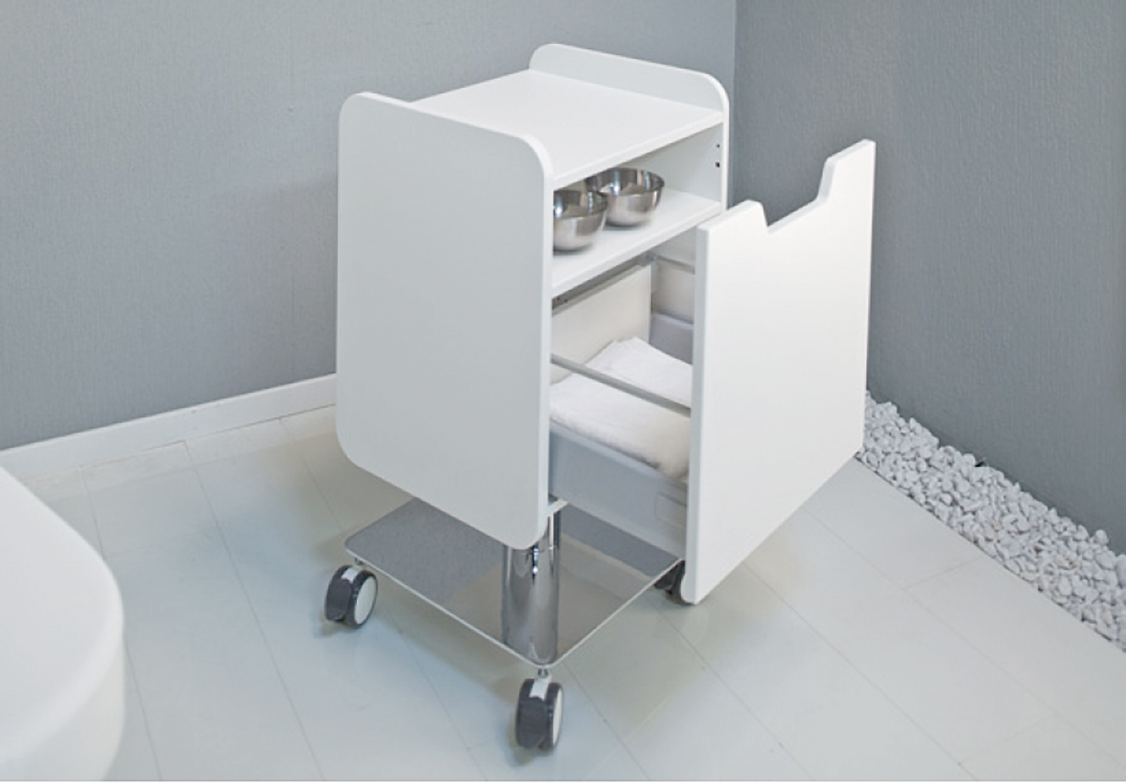 Spavision | Cube Select Trolley