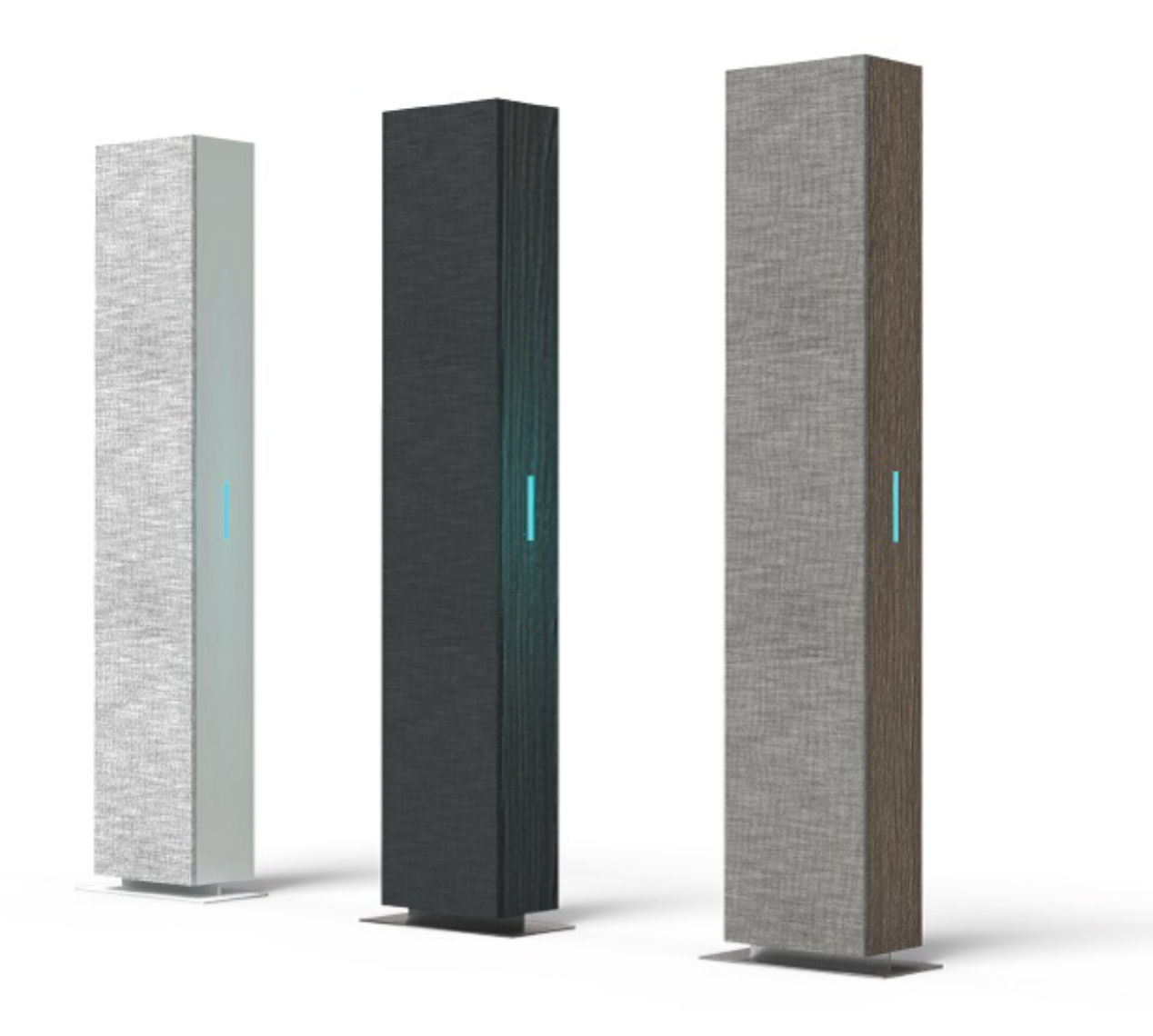 Air Purifier Totem with UVC Lamp