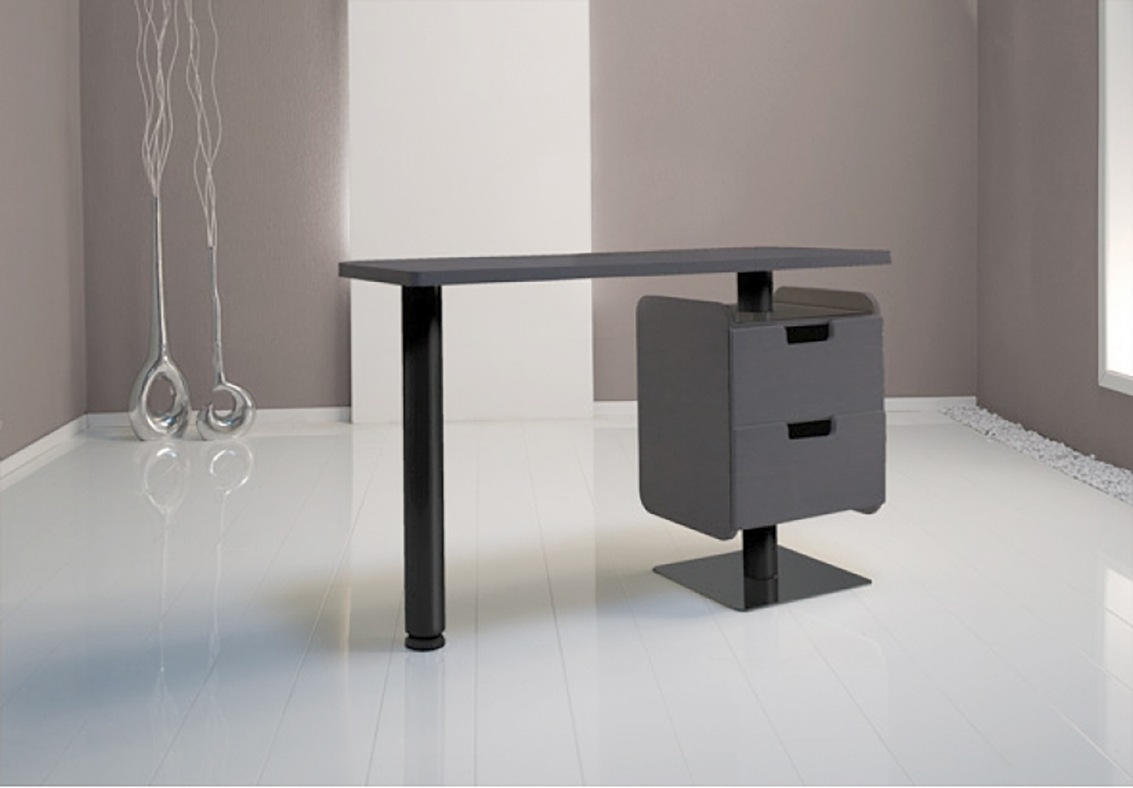 Cube Select Manicure Table