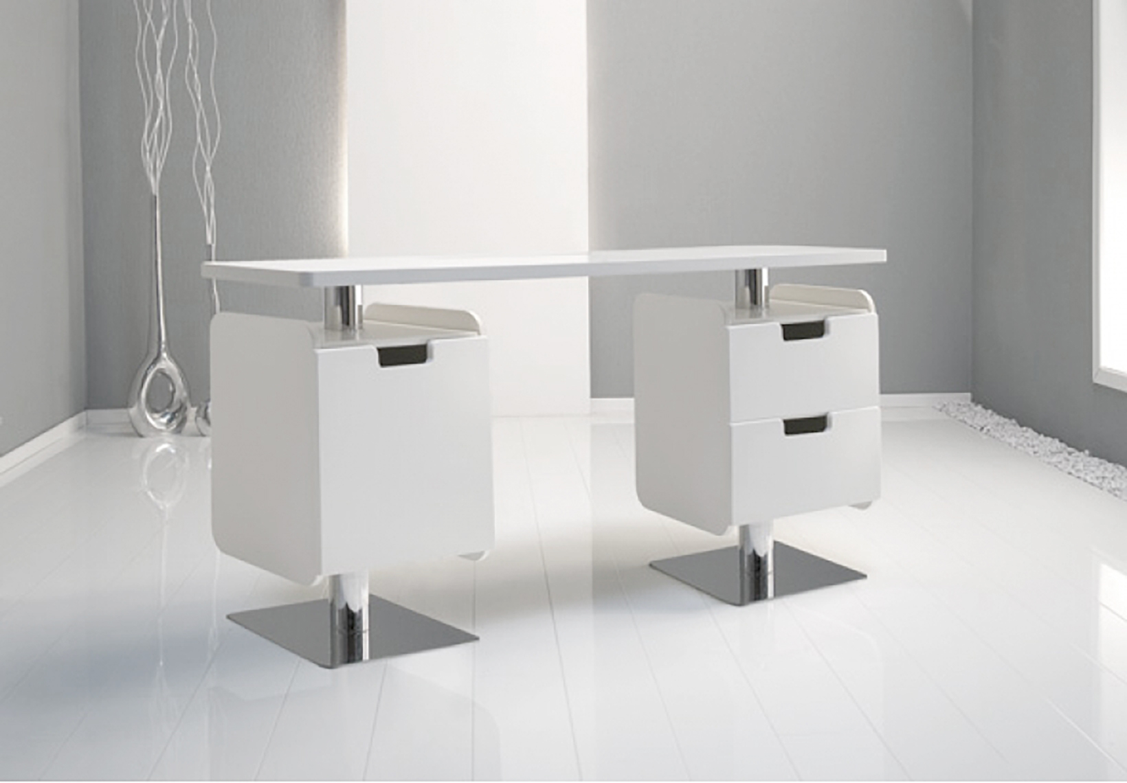 Cube Select Duo Manicure Table