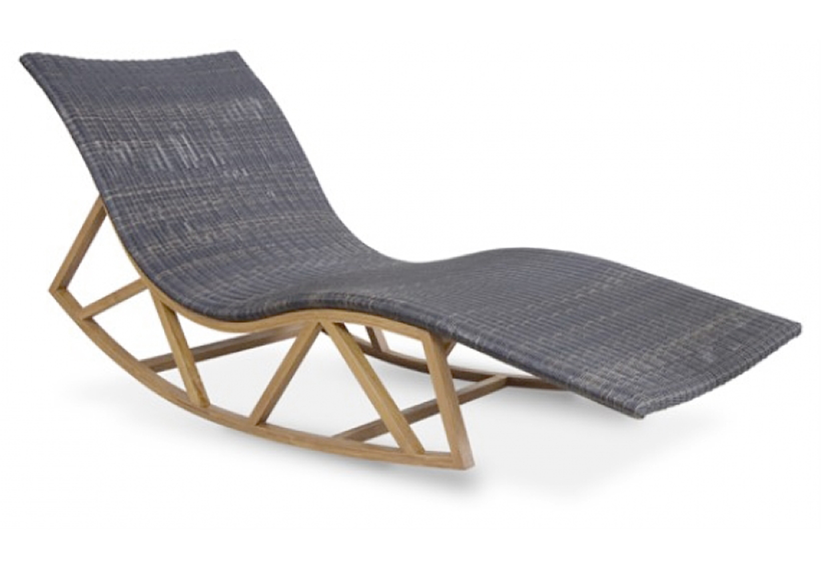 Onda Rocking Lounge Chair