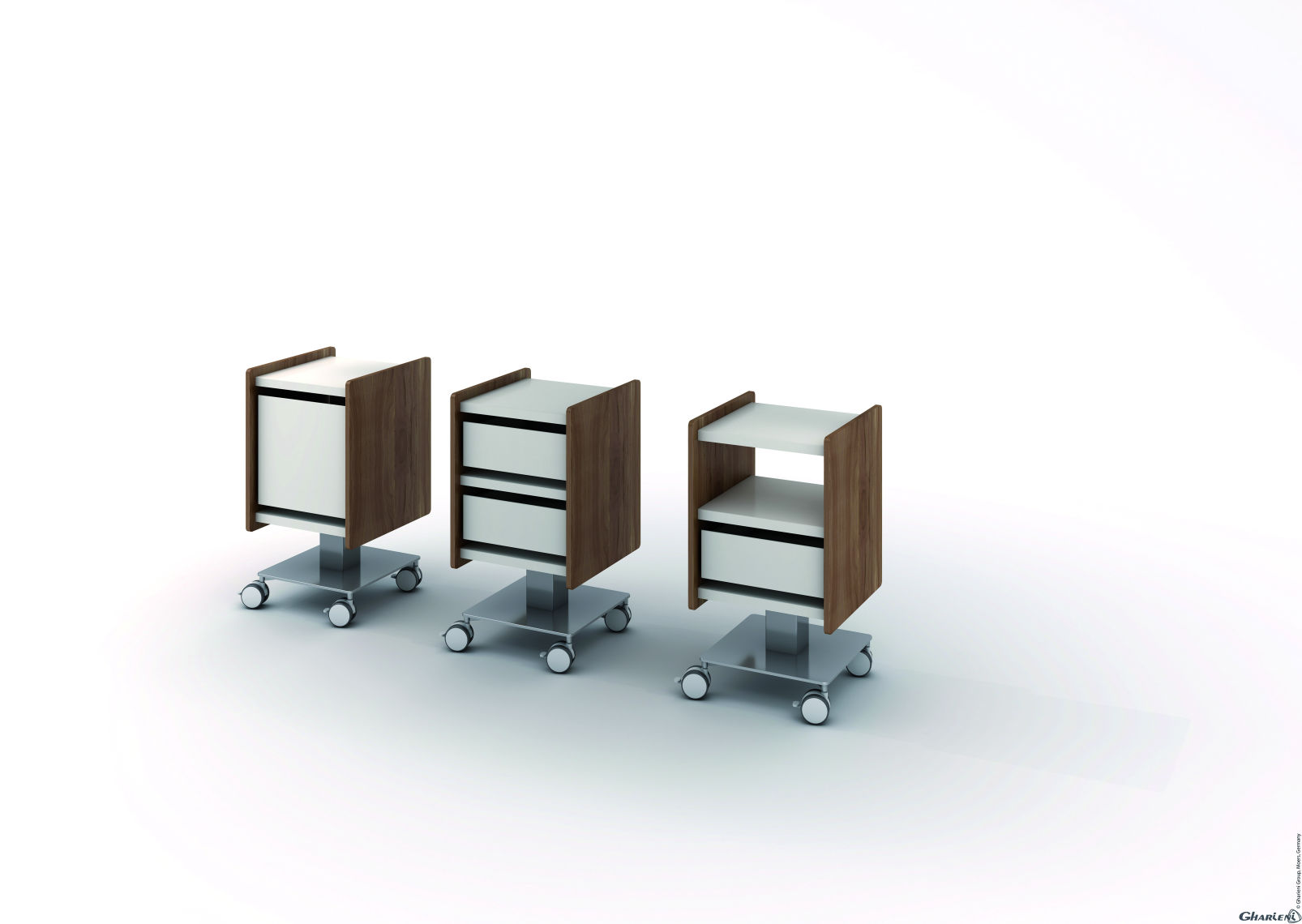 Cube Square Trolley
